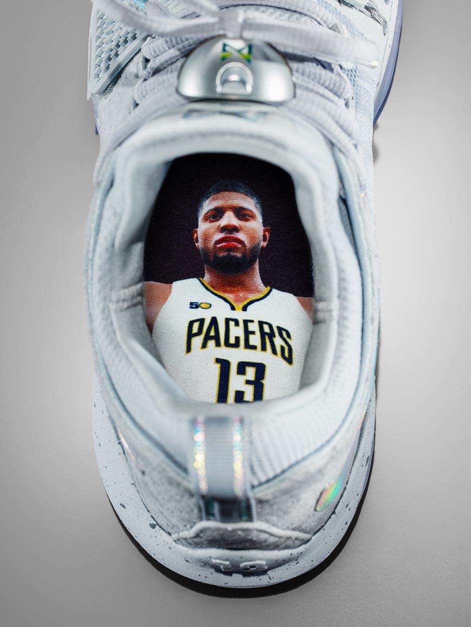 La Nike PG1 de Paul George dévoilée Le Site de la Sneaker