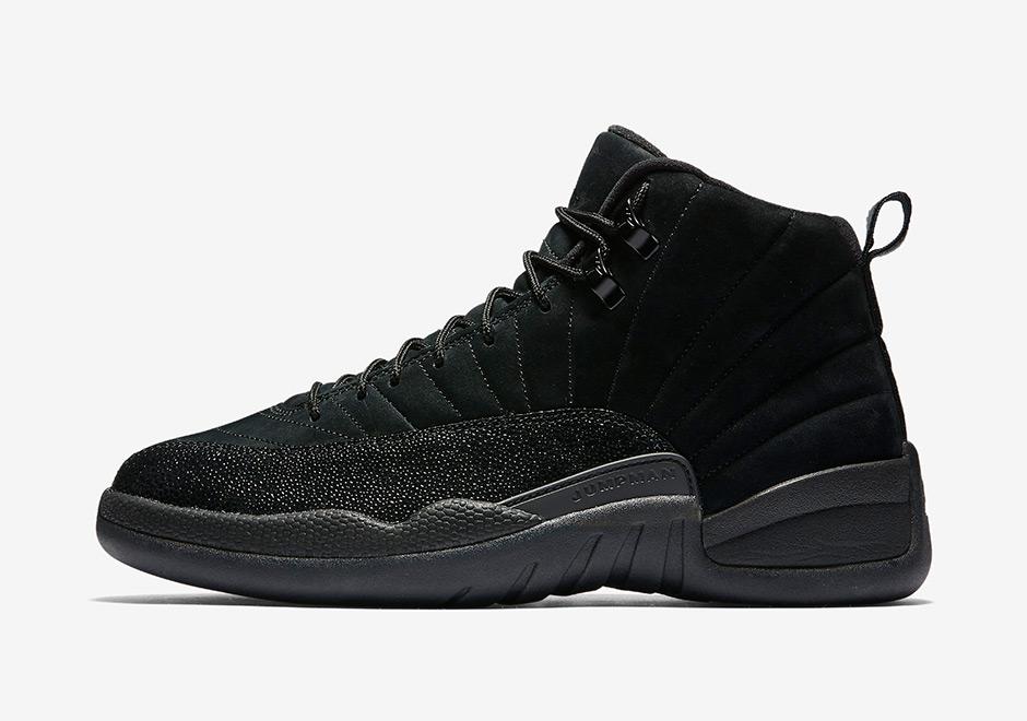 OVO x Air Jordan 12 Black
