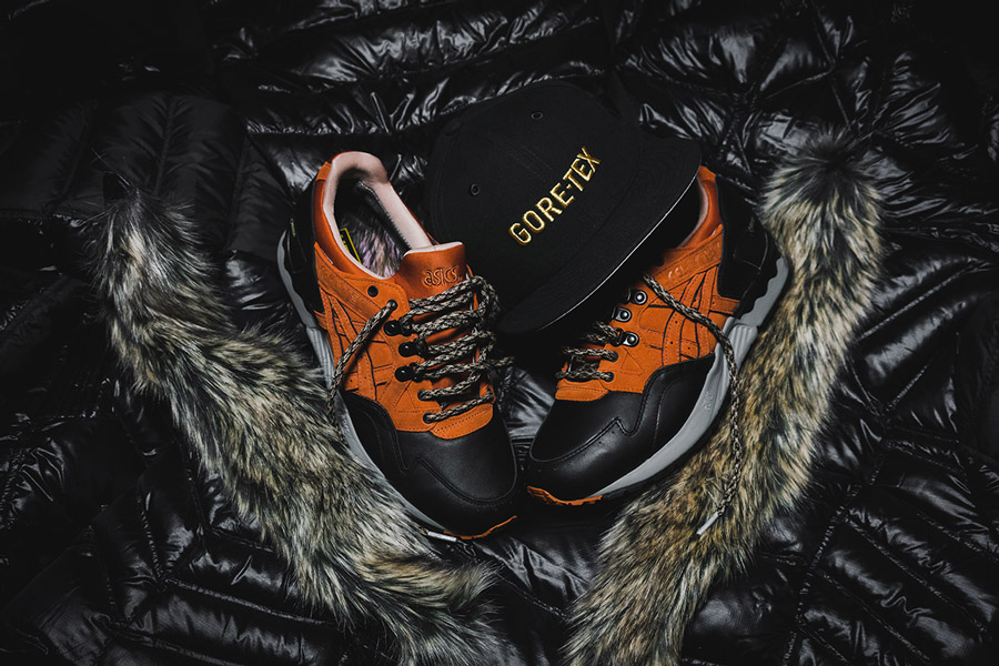 V Lyte Scary Packer Tex Shoes Cold Gel Asics X Gore knPOw80X