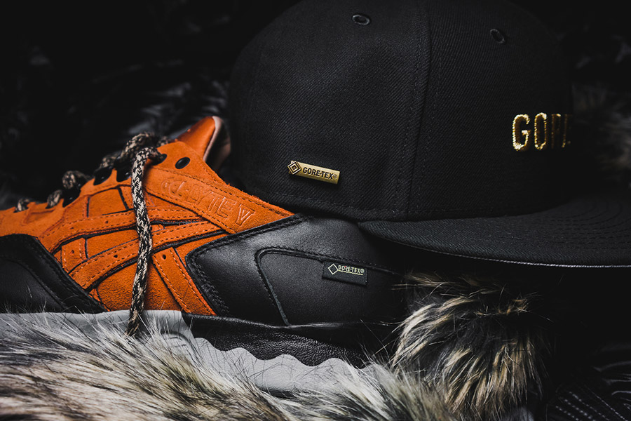wholesale dealer 3410c 6df95 Packer Shoes x ASICS GEL-Lyte V Gore-Tex Scary Cold