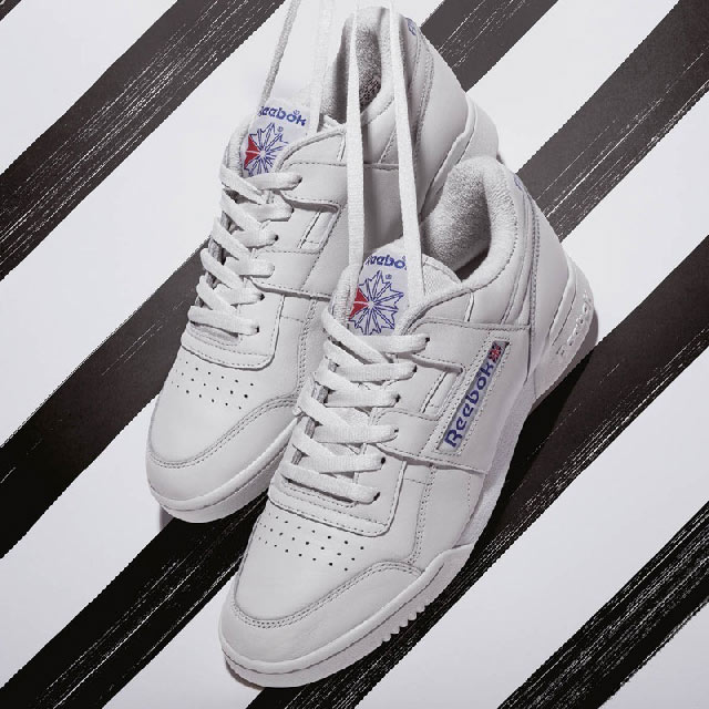 Reebok Workout Plus Vintage Fitness Heritage Collection