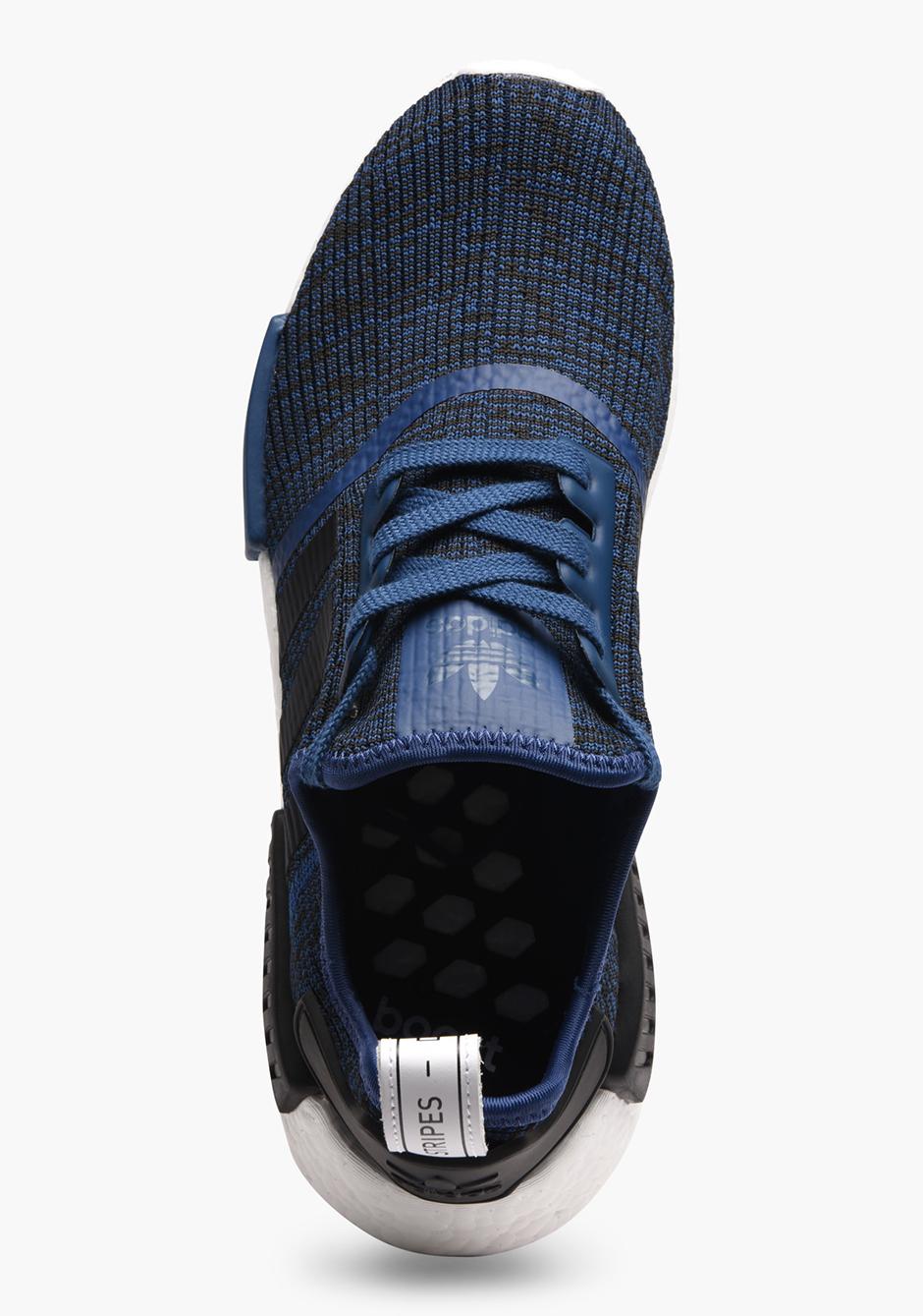 Adidas Nmd R1 Blå Sort 2k8q0LEOfW