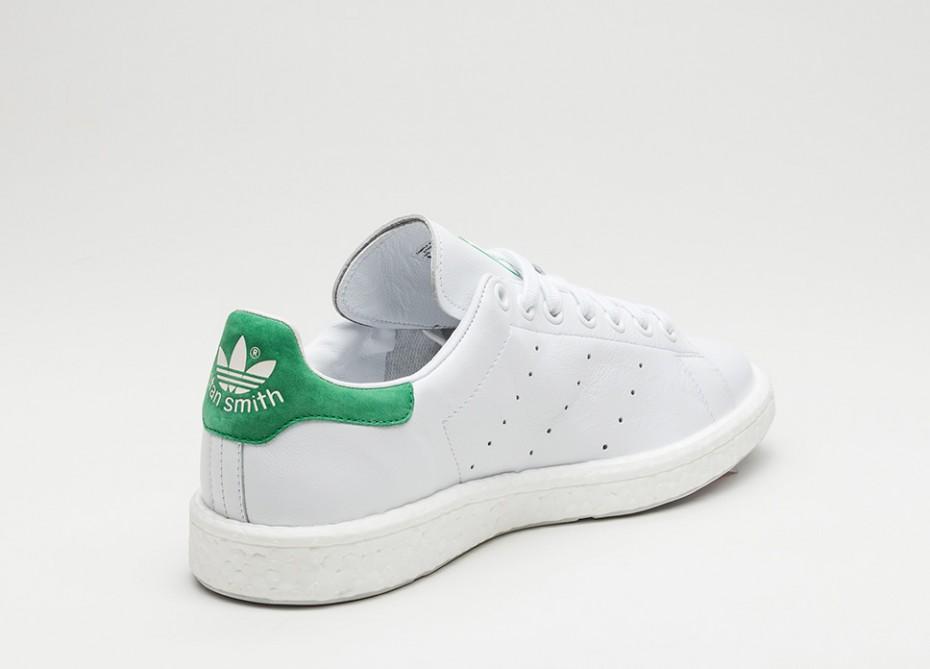 adidas stan smith 2 blanc vert