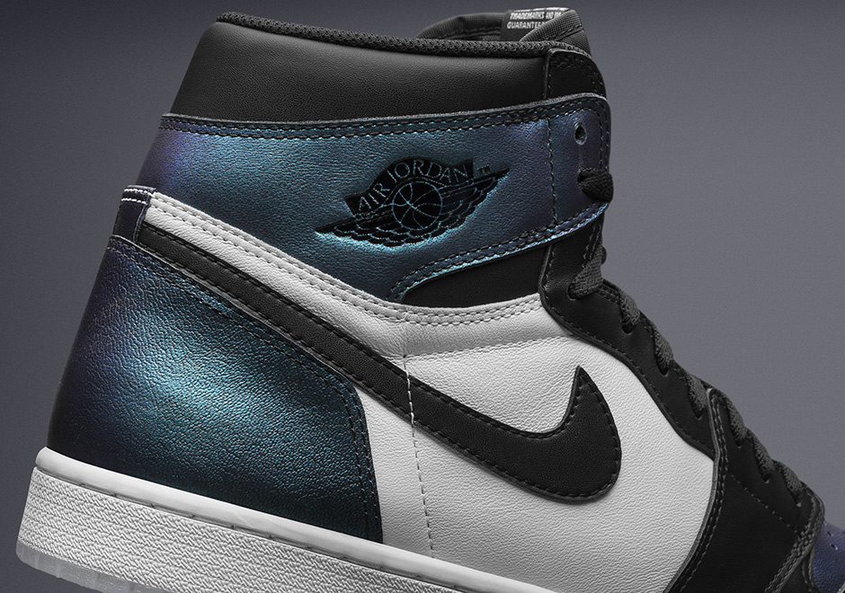 shades of lower price with release info on Air Jordan 1 All-Star Chameleon 2017