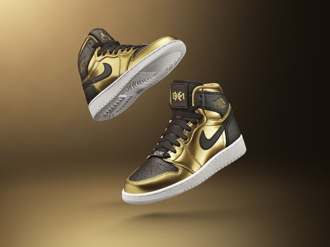 Nike Air Force 1 BHM 2017 Release Info |