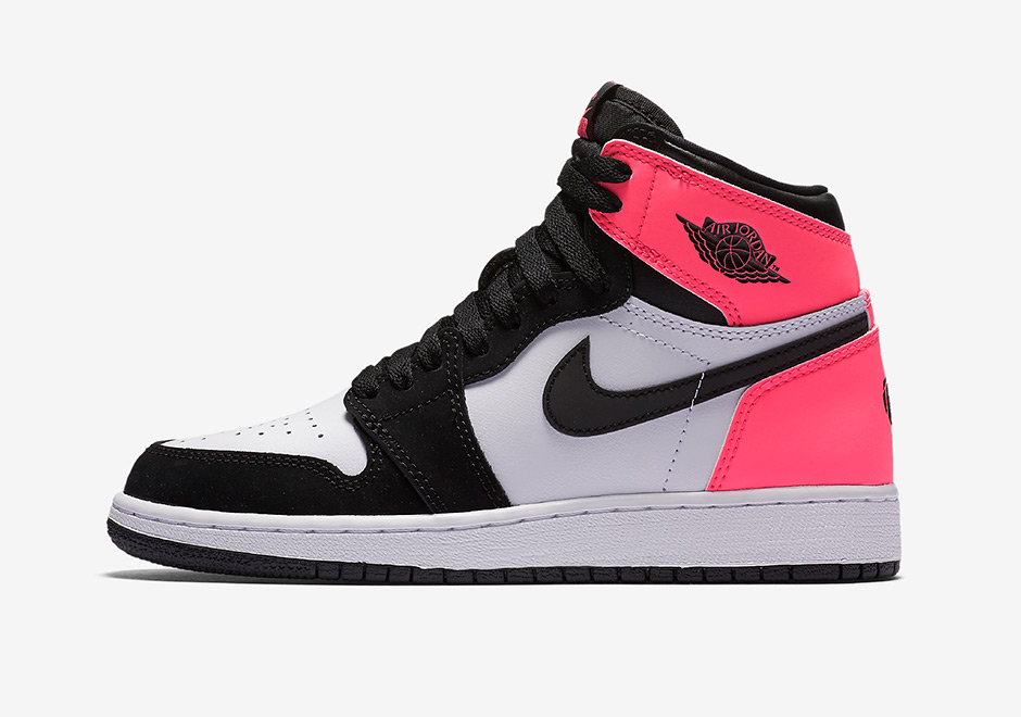 Air Jordan 1 GS Valentine's Day