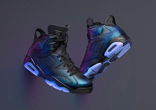 d654a4f62e87 Air Jordan 6 Chameleon - Le Site de la Sneaker