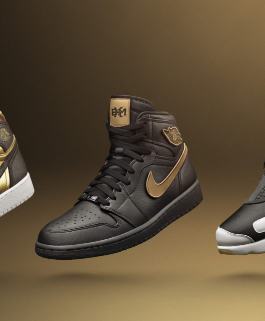 Air Jordan BHM Collection