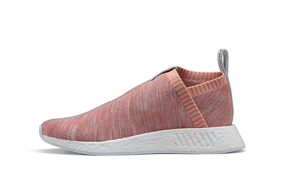 the latest 1e70e d5136 KITH x NAKED x adidas Consortium NMD CS2