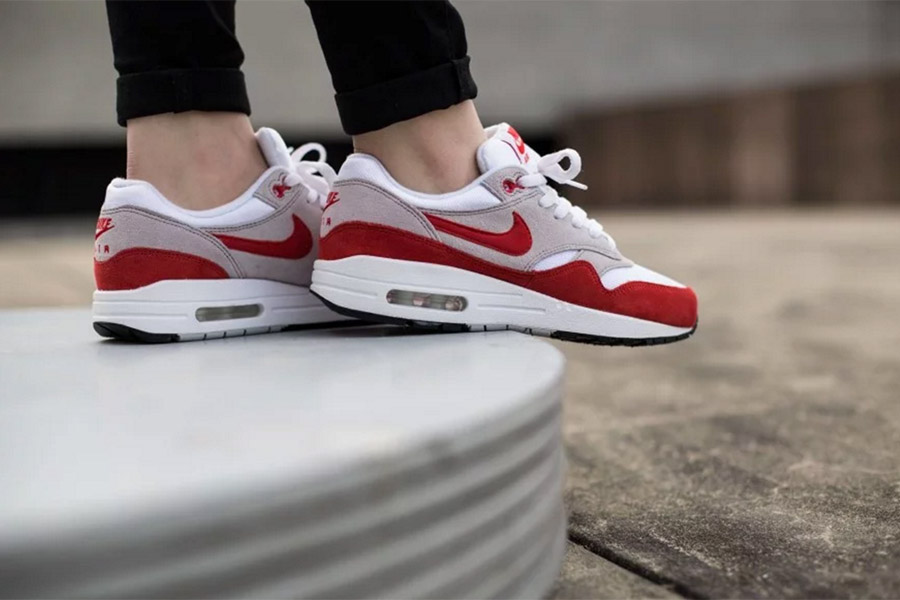 NikeLab Air Max 1 Anniversary OG Red & Royal Le Site de la