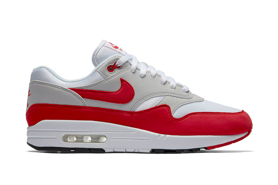 Nikelab Air Max 1 OG Red 2017