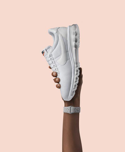 Nike Air Max LD Zero Triple White