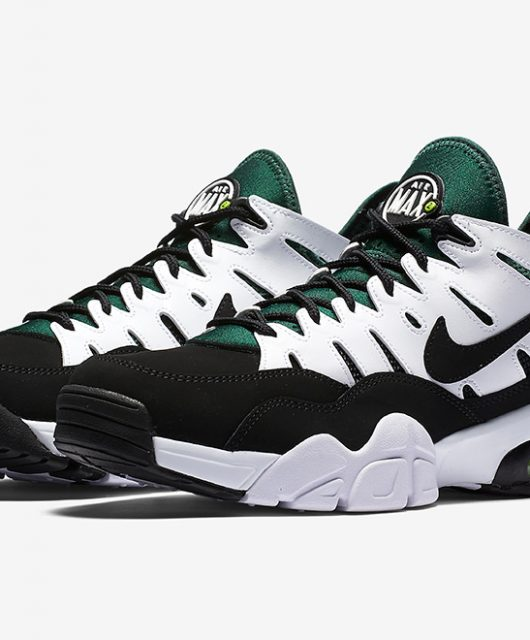 lowest price 3c4b9 efad6 Nike Air Trainer Max 94 Low Pine Green