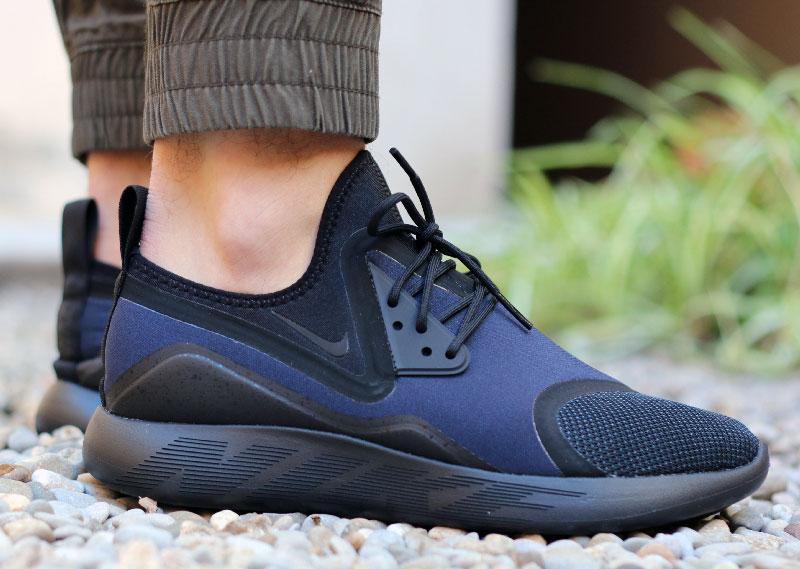 Nike LunarCharge Essential Black Dark Obsidian
