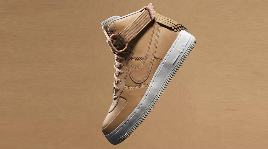 Nike Air Force 1 High SL All-Star Vachetta Tan
