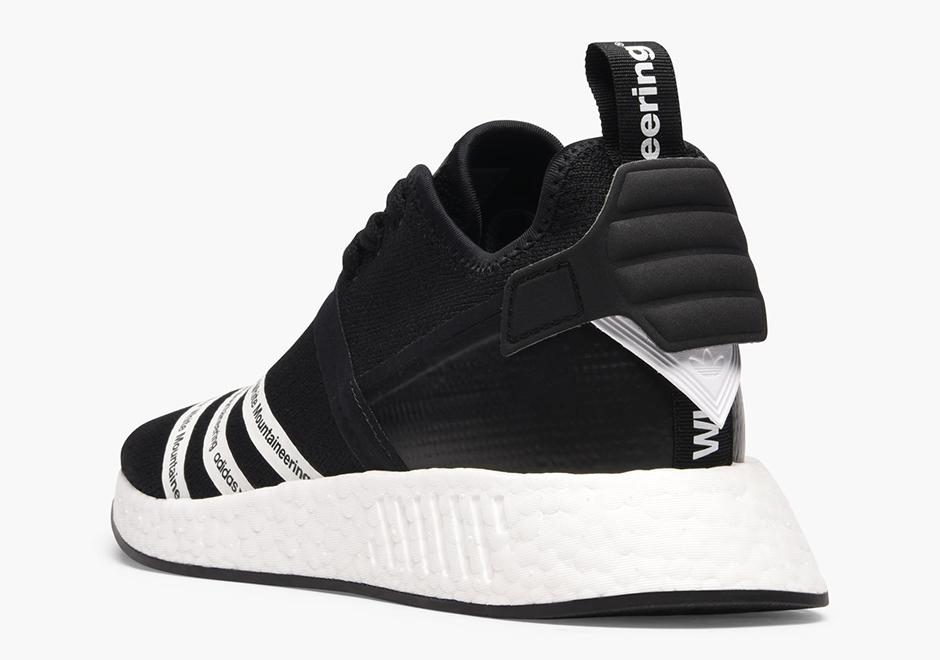 Adidas Nmd_r2 X Bianco Nero Alpinismo WJ25SMTxdT