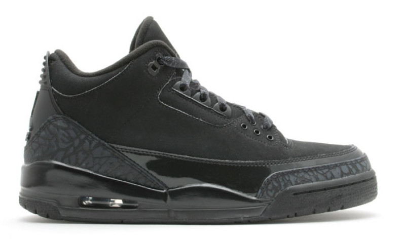 San Francisco a4297 a0881 Air Jordan 3 Black Cat