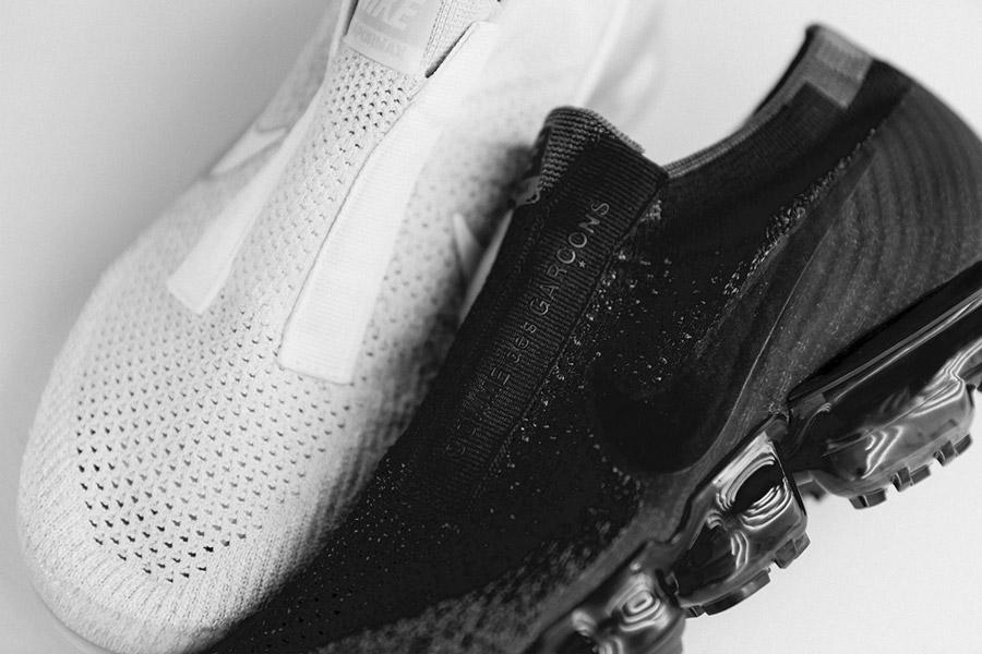 c90ccd43842 COMME des GARÇONS x NikeLab Air VaporMax - Le Site de la Sneaker