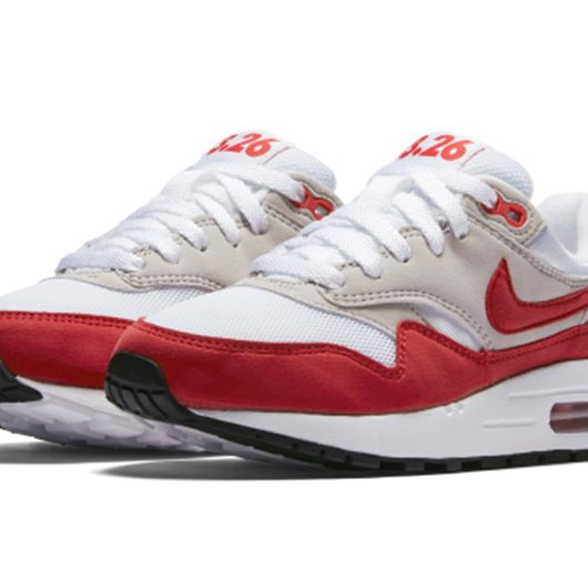 Nike Air Max 1 QS GS OG Red 3.26