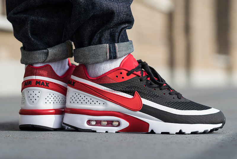 Nike Air Max BW Ultra SE Bred