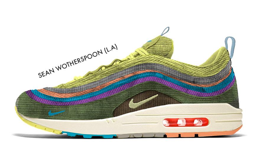 La Nike Air Max de Sean Wotherspoon pour le Air Max Day 2018