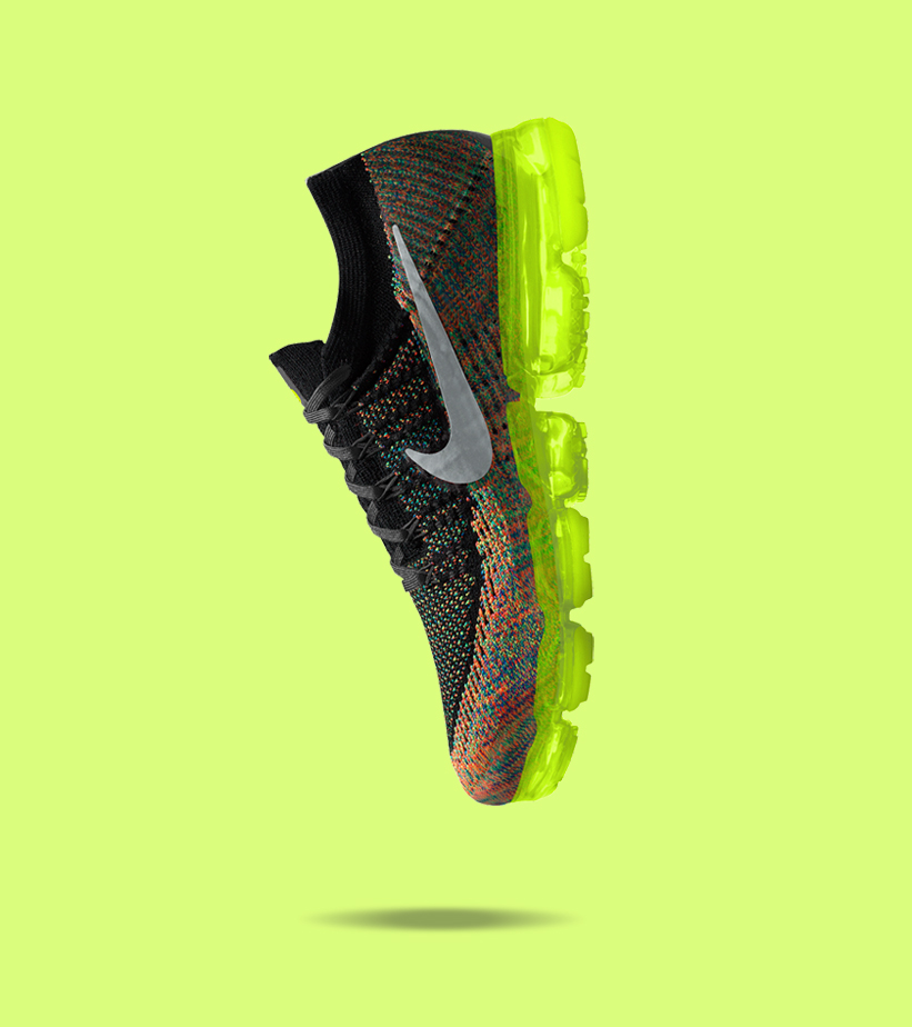 look good shoes sale 100% high quality great look Nike Air VaporMax & Air Max 1 Flyknit iD - Le Site de la Sneaker