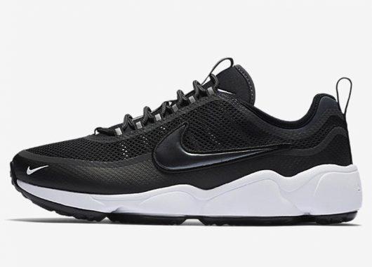 d5ab337c44 Nike Air Zoom Spiridon Ultra Black Anthracite. La marque au swoosh a ...