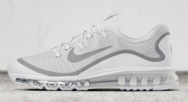 air max more blanche