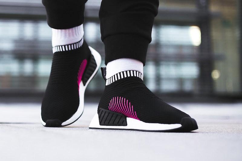 Preview: adidas NMD City Sock 2 Grey & Black Le Site de la