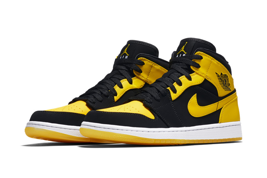 air force jordan jaune