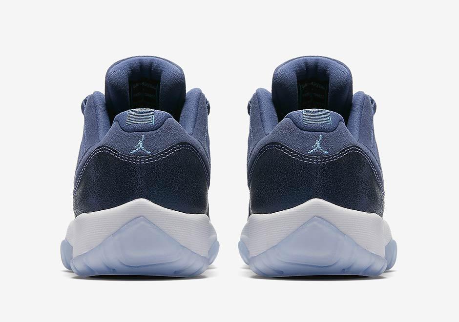 40b7b0c6685 Air Jordan 11 GS Blue Moon - Le Site de la Sneaker
