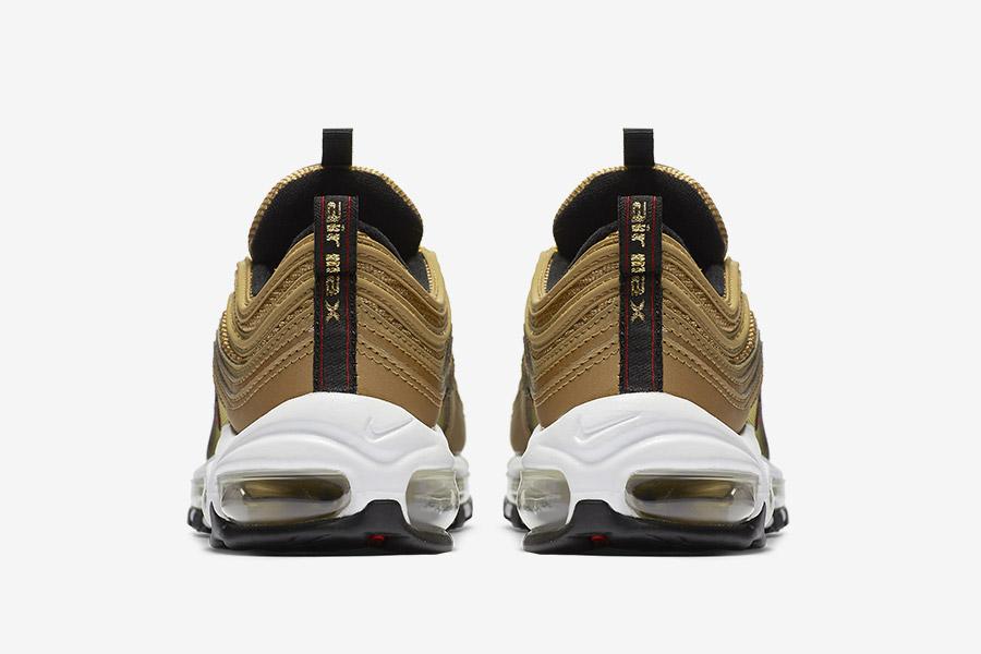 97 Metallic Air Nike Max Gold v0nwN8m