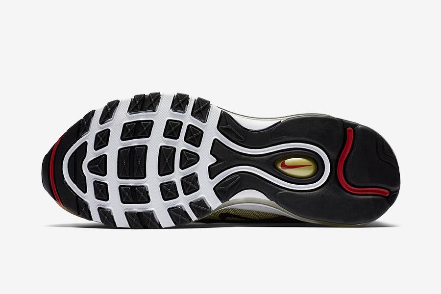 Nike Air Max 97 Metallic Gold - Gov