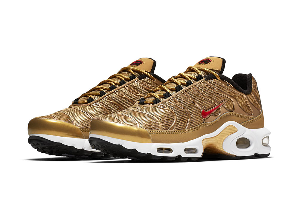 nike air max tn rose gold