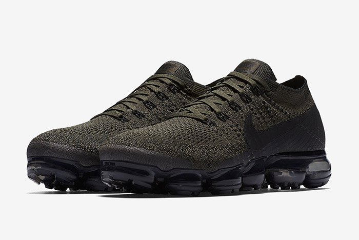 closer at new product new lower prices Nike Air VaporMax Cargo Khaki