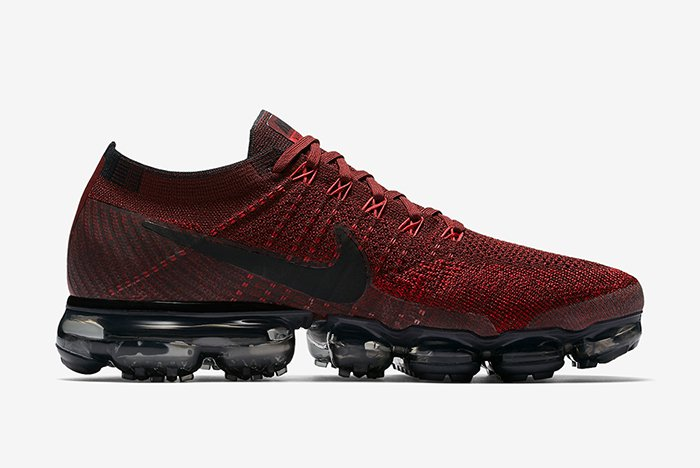 air vapormax rouge