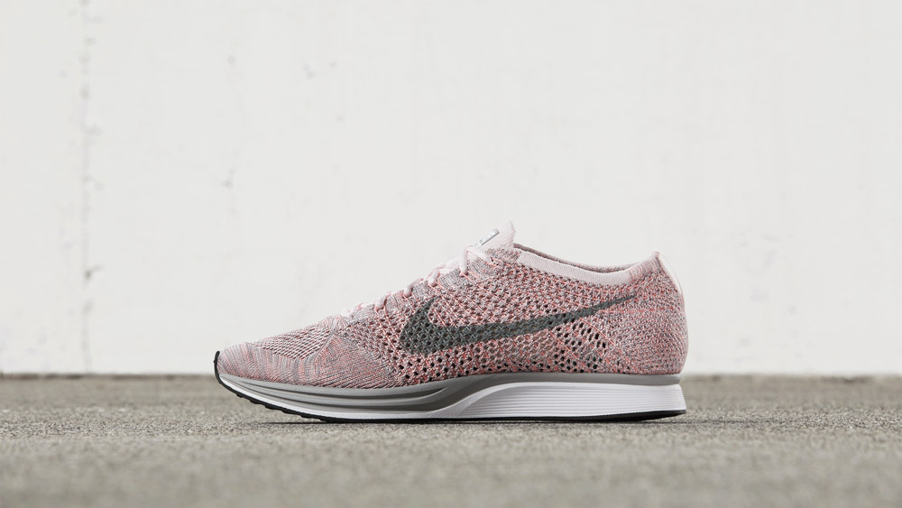 nike flyknit racer macaron pack le site de la sneaker. Black Bedroom Furniture Sets. Home Design Ideas