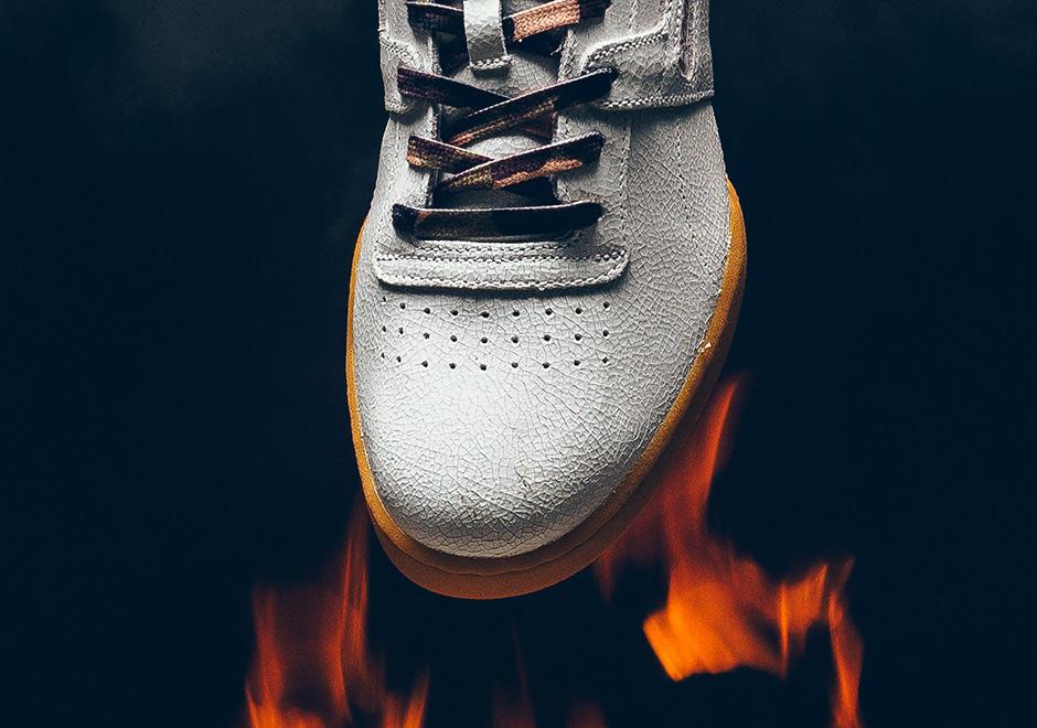 2d6ca326ed4a93 Sneaker Politics x Reebok Workout Low x Humidity - Le Site de la Sneaker