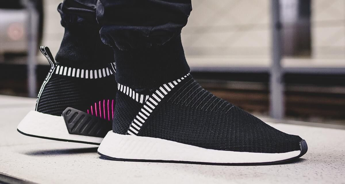 adidas nmd cs2 black