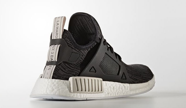 official photos f0ffe ebc73 adidas nmd xr1 black