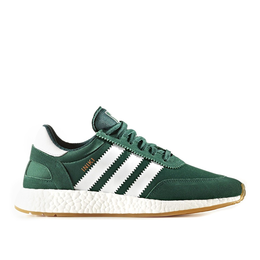 adidas Iniki Runner Boost Green White