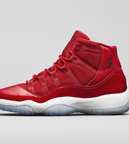 f0f61fc975a8 ... Air Jordan 11 Gym Red Chicago ...