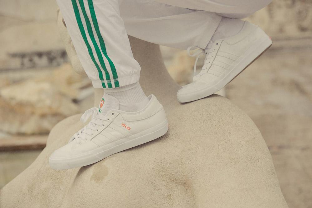 Hélas x adidas Skateboarding Collection Le Site de la Sneaker