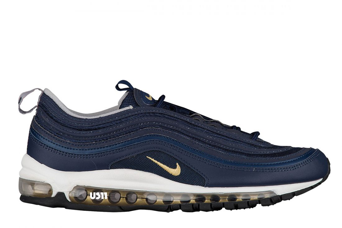 nike air max 97 bleu et marron