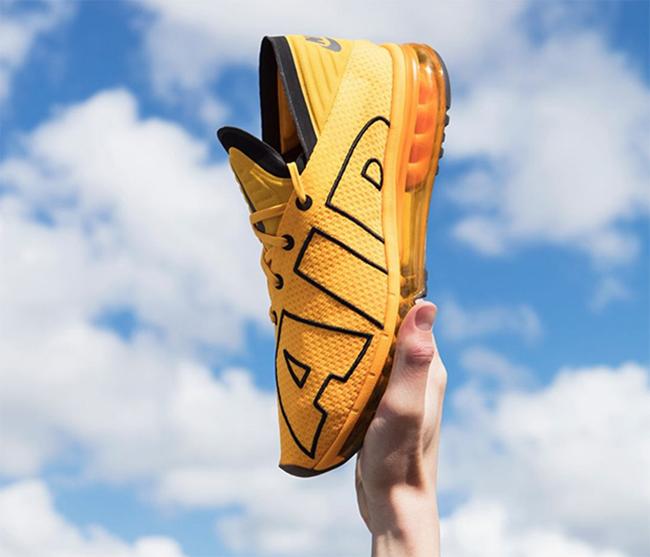 air max flair jaune