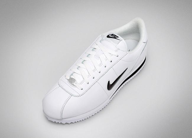 Nike Cortez Jewel QS White Black