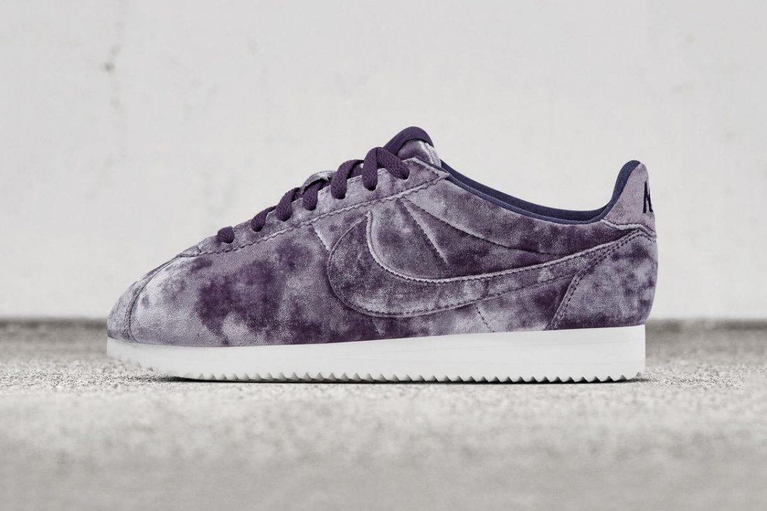 Nike WMNS Cortez Classic LX Velvet Purple