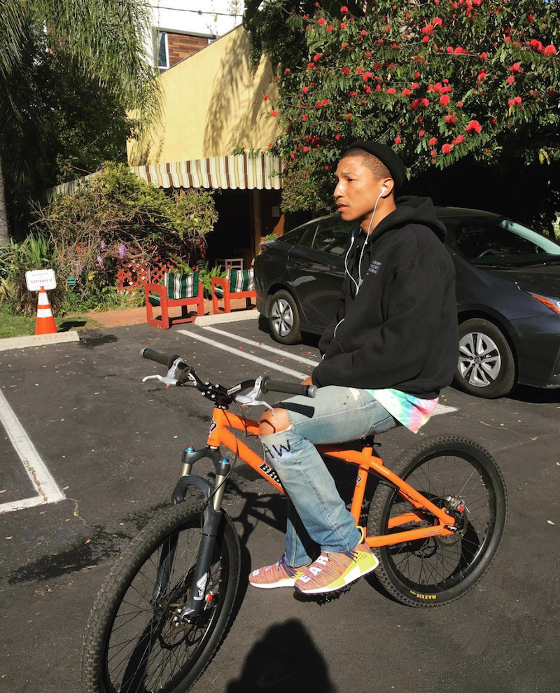 Adidas NMD Human Race Multi Trail AC7360 Hu Pharrell