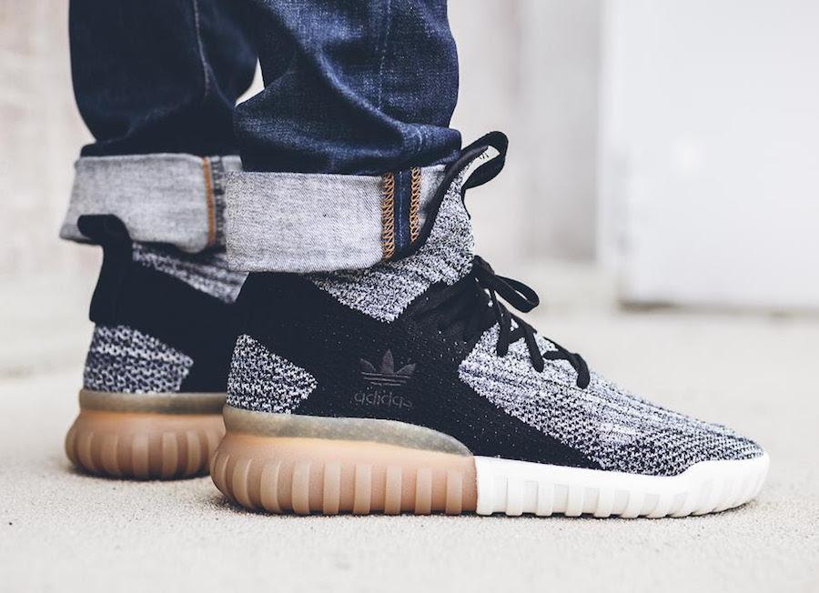 adidas Tubular X Primeknit Gum Pack Le Site de la Sneaker