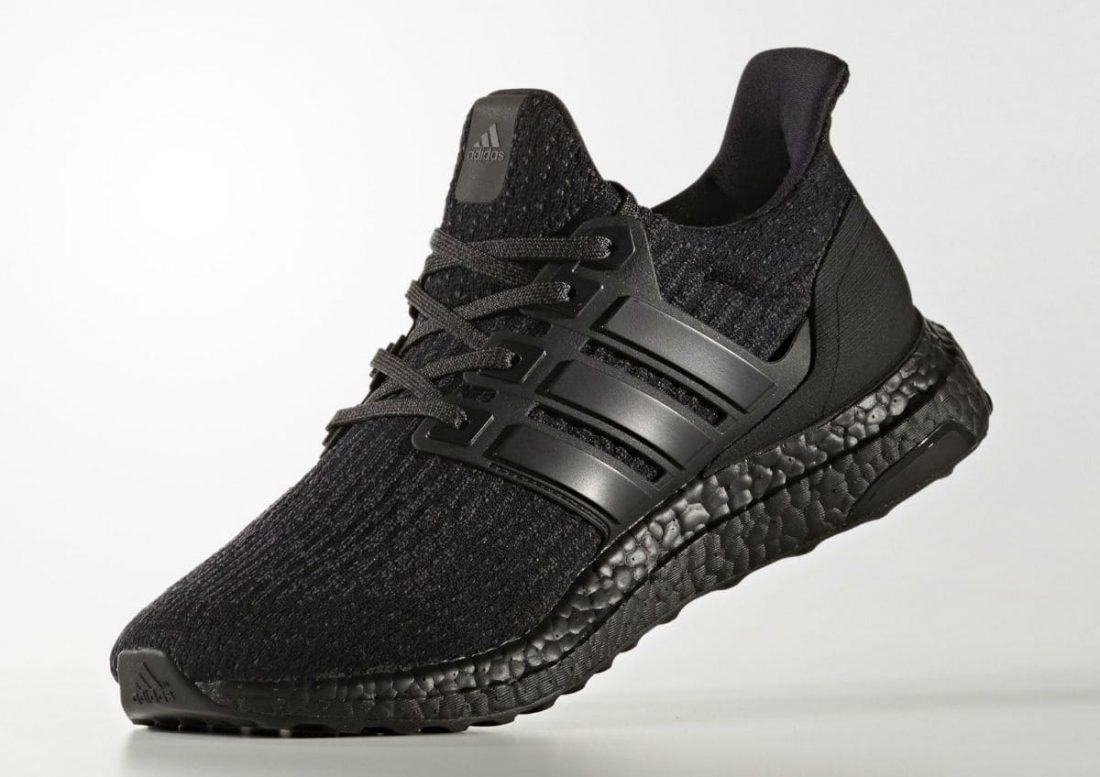 adidas Ultra Boost 3.0 Triple Black - Le Site de la Sneaker